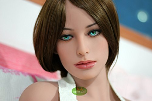 Sex Doll Head for Oral Sex,Sex Toys Adult Toys,Head Only,Body Not Included Eva
