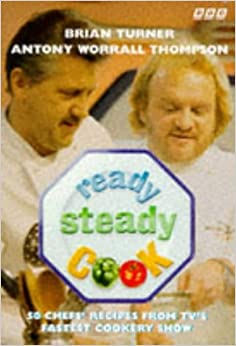 Book 'Ready Steady Cook': No.1