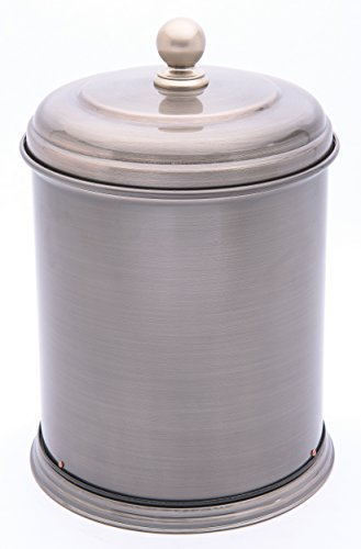 Simplicity Cylinder Brass Urn (Antique Gunmetal)