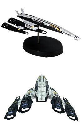 Dark Horse Deluxe Mass Effect Normandy Sr-2 Cerberus Ship Replica by Dark Horse Deluxe