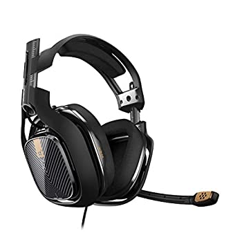 Image of ASTRO Gaming A40 TR Gaming Headset for PC, Mac - Black (2017 Model) Headsets