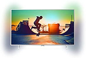 Scopri la Smart TV Philips UHD da 43''/49'' PUS6432 Sistema Operativo Android, 4K, Ultra Slim, Ambilight 2-sided [Esclusiva Amazon.it]