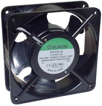 SUNON DP200A2123XBT.GN Ventilador 120 x 120 x 38 mm 230 V 285o RPM ...