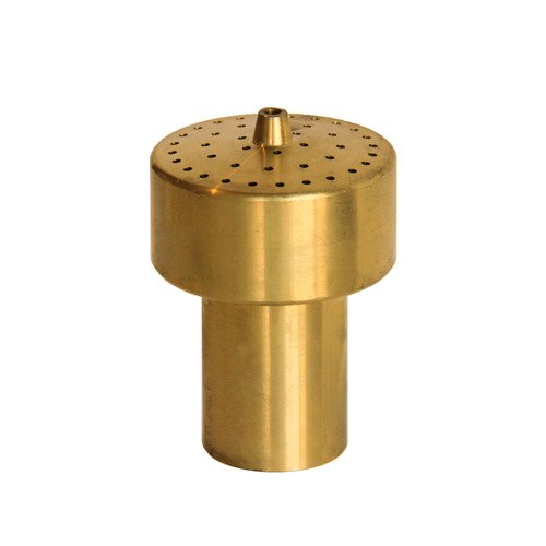 Aquacade Fountains Brass DN40 1 1/2'' Extended Cluster Fountain Nozzle by AQUACADE FOUNTAINS