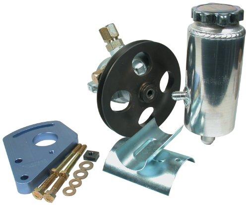 Power Steering Kit Small Block (Allstar ALL48242 Block Mount Style Power Steering Kit for Small Block Chevy)