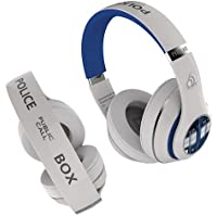 Doctor Who TARDIS Wired Headphones with MIC and Controls