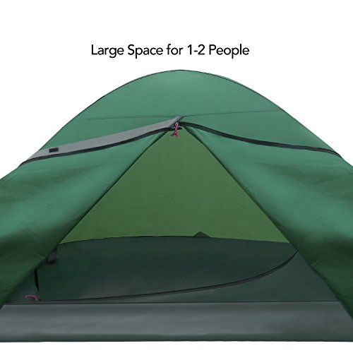 2 Person Tent Backpacking Tents lightweight Tent HiHill Waterproof Tent for C&ing Hiking TravelingAnti-mosquito  sc 1 st  11Street & 2 Person Tent Backpacking Tents lightweight Tent HiHill Waterproof ...
