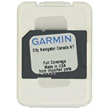 Garmin City Navigator for Detailed Maps of Canada (SD Card) (Discontinued by Manufacturer)