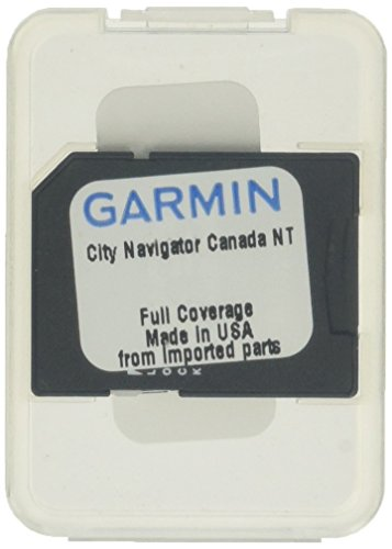 Garmin City Navigator for Detailed Maps of Canada (SD (Sd Card Gps Software)