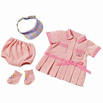 d206e3e9adc484 Zapf Creation Baby Annabell First Steps deluxe set (763384)  Amazon ...