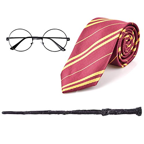 LEADTEAM1 Wand Set for Cosplay Party Costume Accessories for Dress Up Party Halloween Wands Set...