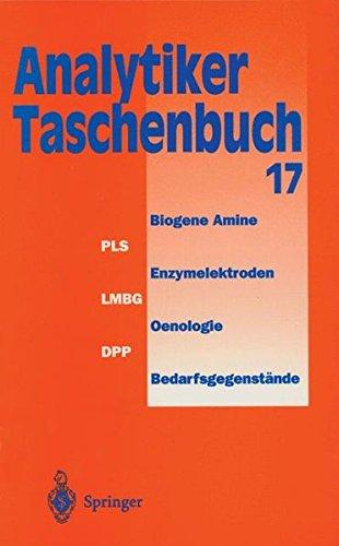 Analytiker-Taschenbuch (German Edition)
