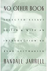 No Other Book: Selected Essays Hardcover