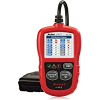 Autel AutoLink AL319 OBD2 CAN Code Reader Reading and Erasing Codes Check Emission Monitor Status Scan Tool