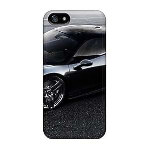 Case Cover Ferrari 458 Italia Black Fast/ Fashionable Case For Iphone 5/5s by runtopwell
