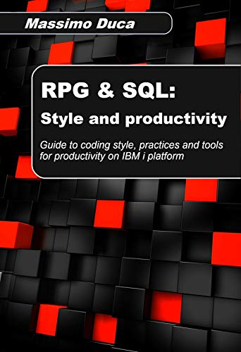 RPG & SQL: Style and productivity: Guide to coding for sale  Delivered anywhere in USA