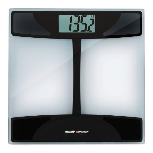 Meter Glass - Health O Meter Glass Weight Tracking Scale