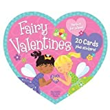 Peaceable Kingdom Fairy Valentine Heart Pack - 20 ct.