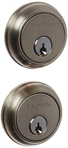 Baldwin Hardware 8021.150 Deadbolt Lock