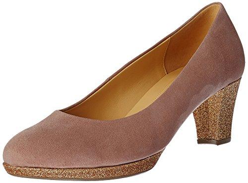 Gabor Damen Fashion Pumps Pink (antikrosa/honey 34)
