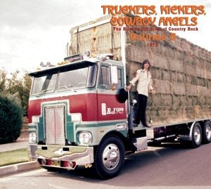 Truckers, Kickers, Cowboy Angels Vol.5 By Various Artists (2015-07-24) (Truckers Kickers)