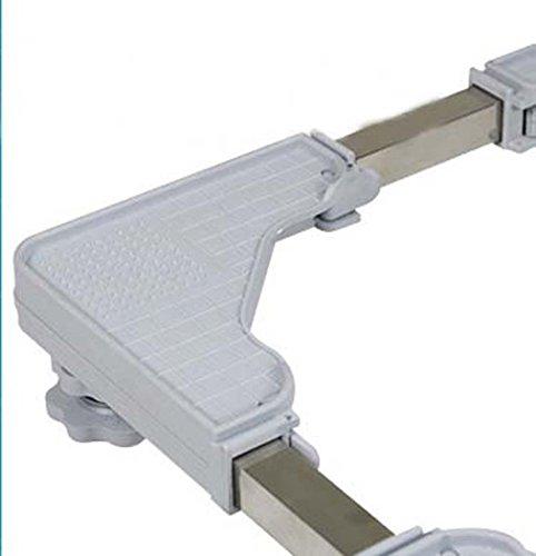 Washing Machine Base, Multi-functional Adjustable Base Washing Machine Base Plate, Stainless Steel Bracket,for Washing Machine,Dryer And Refrigerator by DSHBB (Image #5)