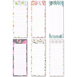 Floral Design Notepad