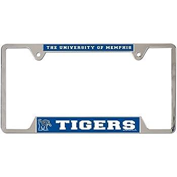 Amazon Com University Of Memphis Alumni License Plate