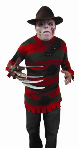 A Nig (Freddy Krueger Costume Kid)