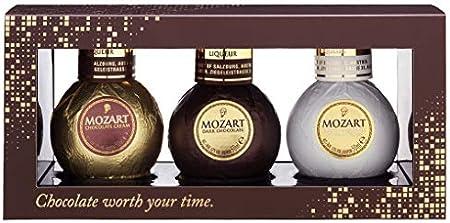 Mozart Trio (Cream, White, Dark) 3 x 5 cl 16.33%, 150 ml