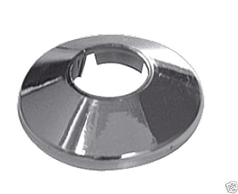 Individual y embellecedor cromado - 10 pcs - tamaño disponible de 15 mm (XS)