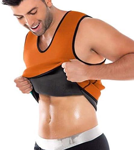 ZWPY Slimming Belt Belly Men Slimming Vest Body Shaper