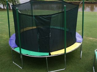 12-Foot-Magic-Cage-Trampoline-Unit