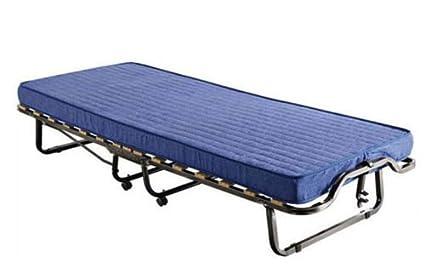 Rete Pieghevole Prezzi.Bed Store Letto Ospite Pieghevole Ortopedica A 15 Doghe