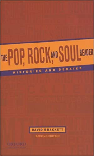 Rock Histories and Debates The Pop and Soul Reader