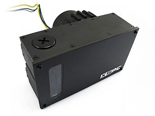 XSPC D5 Dual Bay Reservoir/Pump Combo V2 (SATA Power) by XSPC