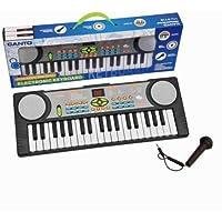 Elektronik Piyano Çocuk Org Klavye 37 Tuşlu, Mikrofonlu, Kayıt-Dinle Özellikli...