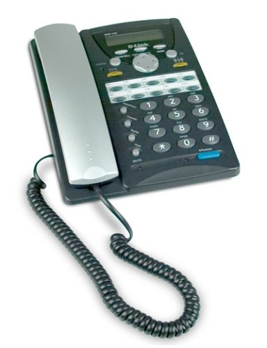 UPC 790069274176, D-Link DPH-140S VoIP Desk Phone with RJ-45, SIP
