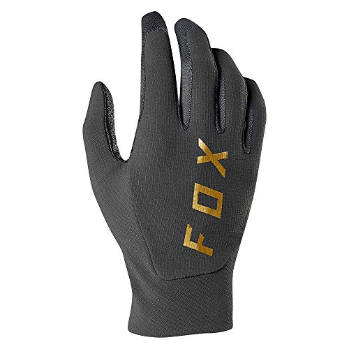 2019 Fox Racing Flexair Gloves-Black Vintage-M