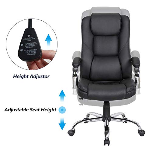 Firm and Strong Feet Cushion for Home and Office 17.5x12x4 MrBellybutton Foot Rest Cushion Under Desk Ergonomic Footrest for Desks with Non-Slip Bottom and Washable Cover
