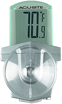 AcuRite 00306 Digital Window Thermometer Heating, Cooling & Air ...