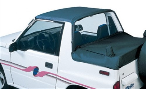 Strapless Bikini Black Denim 1988-1994 Suzuki Sidekicks And Geo Trackers 52570-15