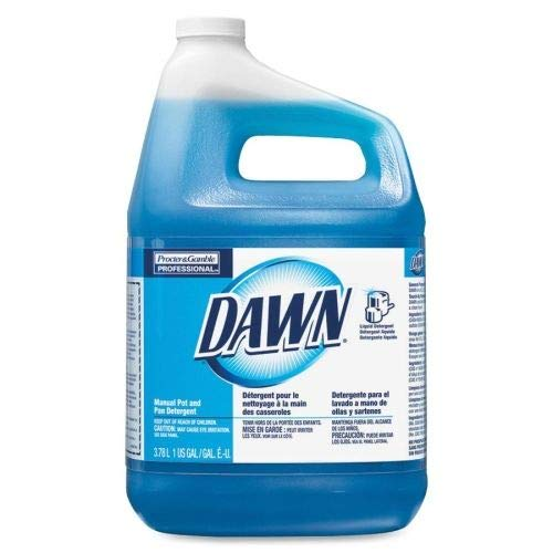 Dawn(R) Dishwashing Liquid, Original Scent, 1 Gallon, Carton Of 4: Amazon.com: Industrial & Scientific