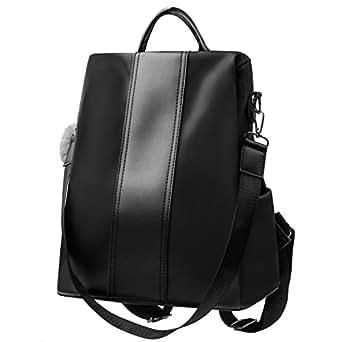 Simboom Women Backpack Purse Anti-Theft Rucksack Convertible Travel Shoulder Bag