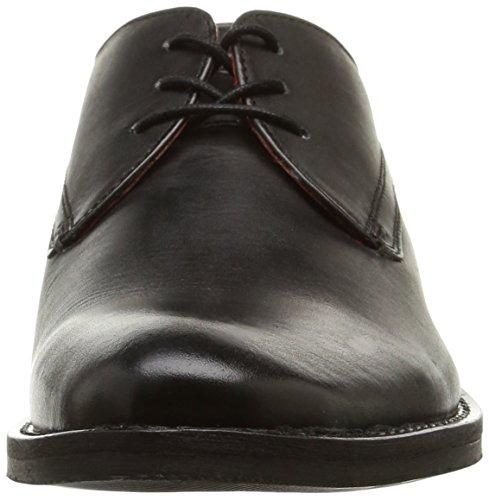 Base LondonBayham - zapatos derby hombre negro - Noir (Waxy Black)