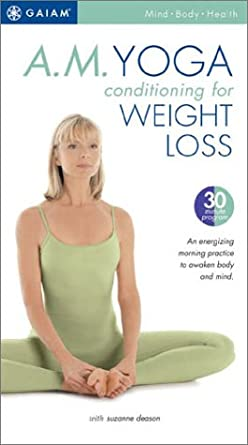 Amazon.com: Am Yoga Conditioning Weight Loss Kit [VHS ...
