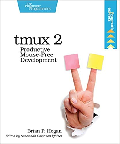 tmux 2: productive mouse-free development book cover