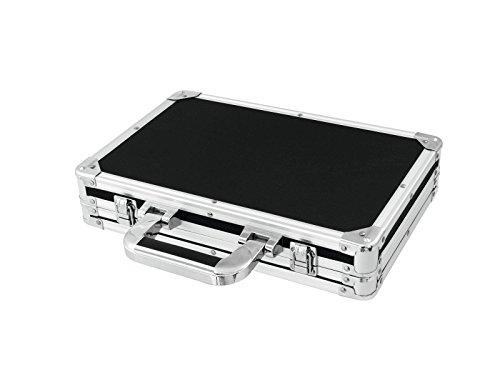 Effector-Case, Innenmaß: 34 x 22 x 5,5 cm, schwarz - Effektgerät-Case - klangbeisser