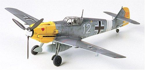 Messerschmitt Bf109e-4/7 Trop - 1:72 Scale Aircraft - Tamiya