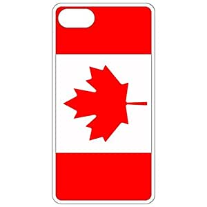 Canada Flag White Apple Iphone 6 (4.7 Inch) Cell Phone Case - Cover